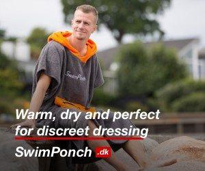 Swim Ponch, sponsoring, uitrusting, koudwater zwemmen, buiten zwemmen