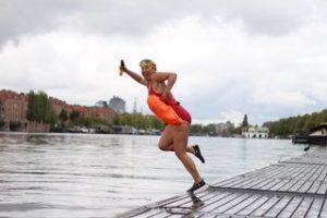 Susan Houbraken, FrisseDuik, openwaterzwemmen