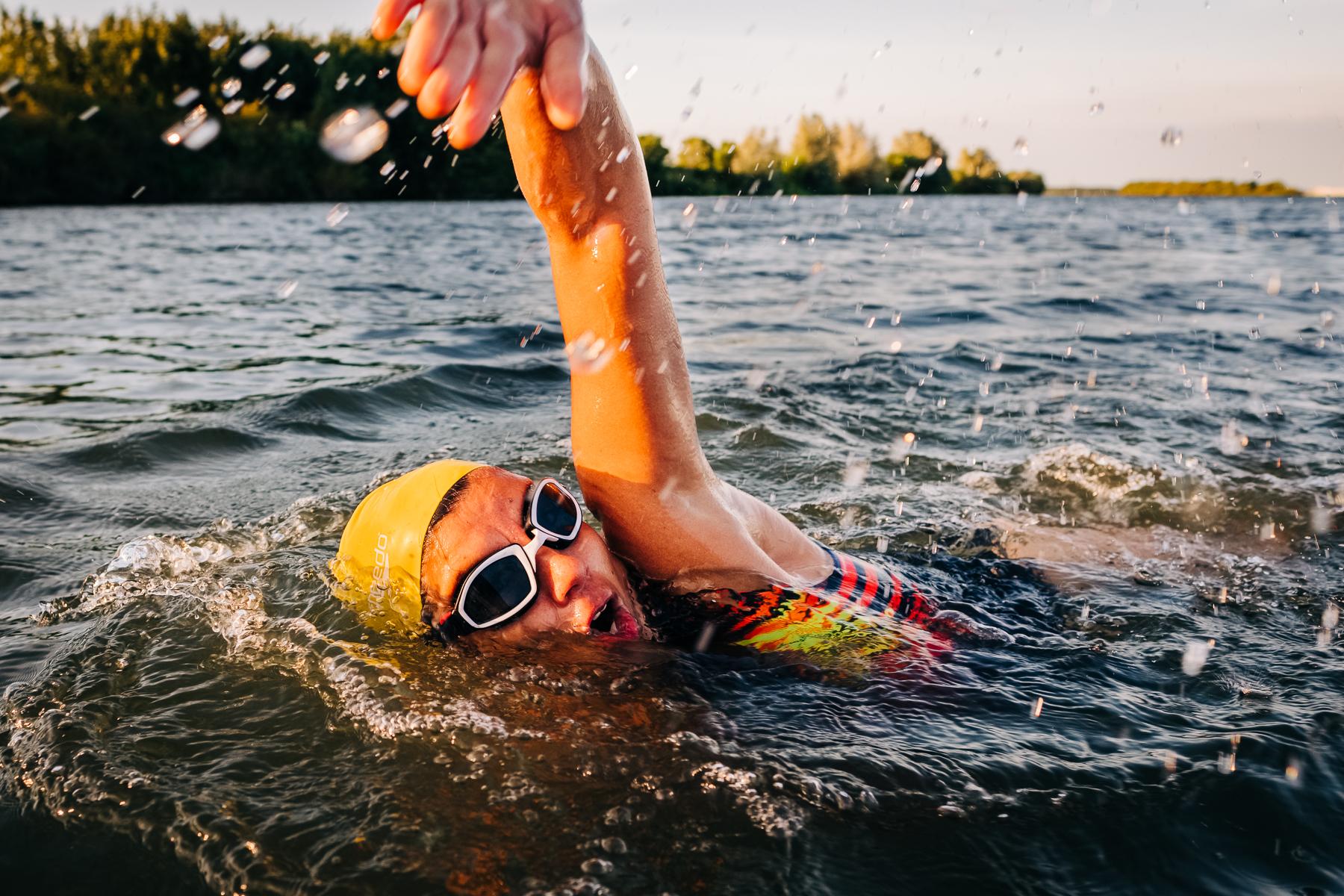 Tips om veilig buiten te zwemmen